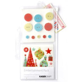 Christmas Carnival Embellishment Pack