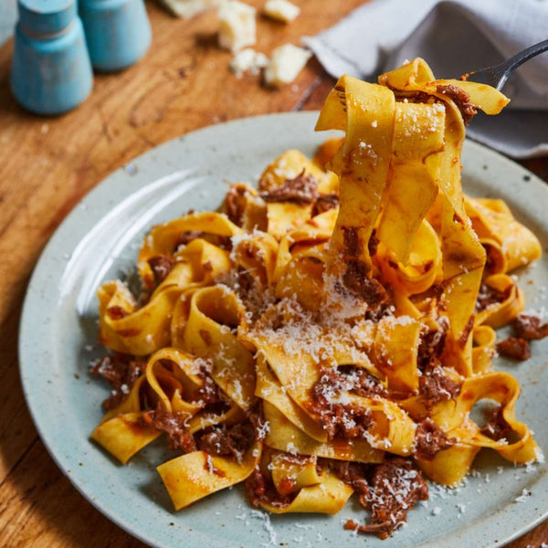 Pasta Evangelists guide to pasta shapes pappardelle