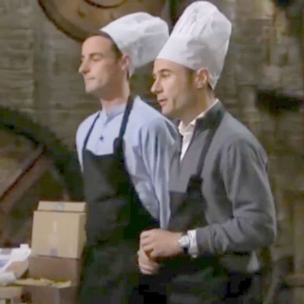 Pasta Evangelists on Dragons Den Finn and Alex