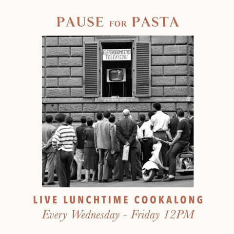 Pause for Pasta