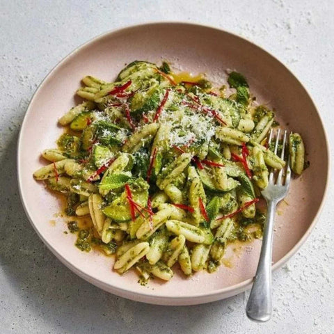 Cavatelli with Pesto