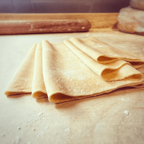 How To Make Lasagne Sheets Pasta Evangelists
