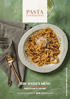 Front cover of recipes book for Week commencing 4th May 2020
