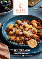 Front cover of recipes book for Week commencing 18th May 2020
