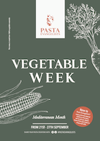 Front cover of recipes book for Week commencing 21st Sept 2020