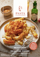 Front cover of recipes book for Week commencing 26th Oct 2020