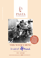 Menu Cover Week Commencing May 10th 2021