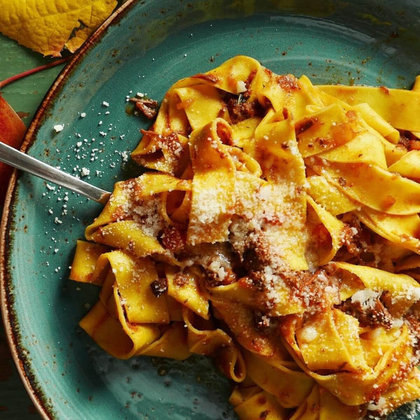 Our Guide to Making Pappardelle Pasta - Pasta Evaneglists - pappardelle al ragu