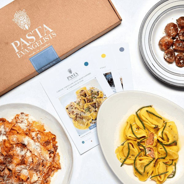 Pasta Evangelists - 10 Incredible Pasta Christmas Gifts - Gourmet Pasta Gift Subscription