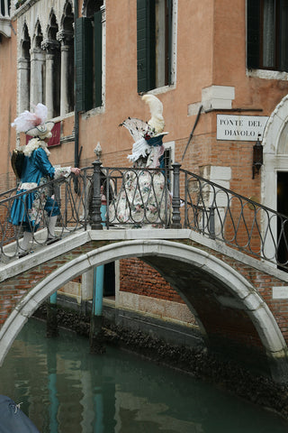 venice canal picture