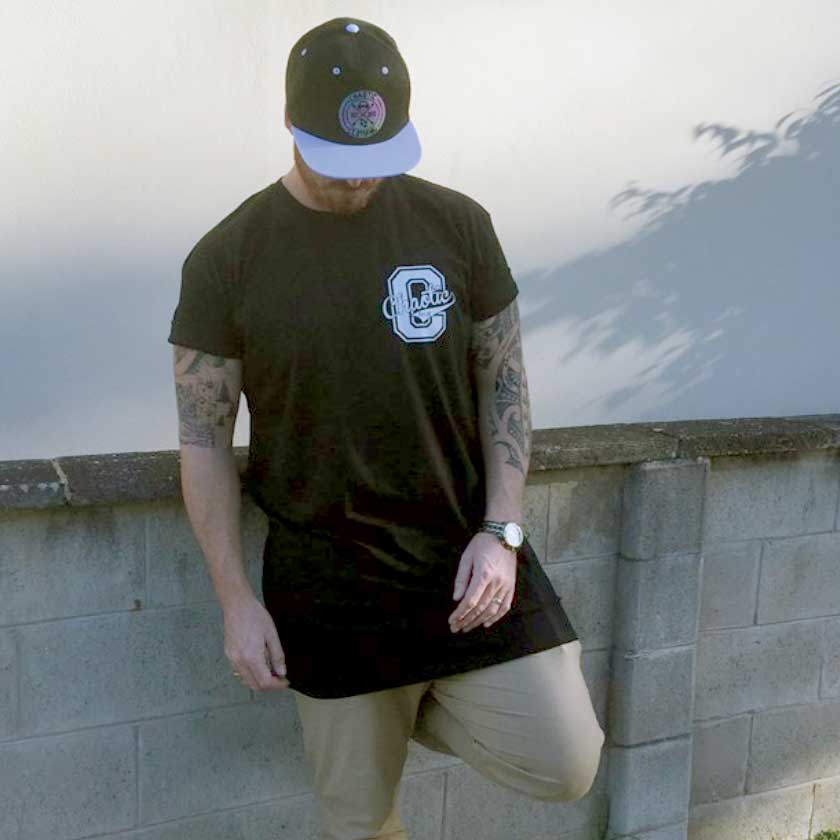 Go Chaotic | Men's Street Culture Tshirts & Tall Tee