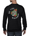 Be The Chaos Crew Neck Jumper - Crew neck Jumper - Chaotic Clothing Streetwear Sydney Australia Street Style Plus Menswear