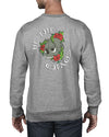 Be The Chaos Chaotic Clothing Streetwear Crew Neck Jumper - Crew neck Jumper - Chaotic Clothing Streetwear Sydney Australia Street Style Plus Menswear