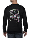 Stinging For it Crew Neck Jumper - Crew neck Jumper - Chaotic Clothing Streetwear Sydney Australia Street Style Plus Menswear