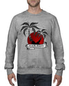 Beach Please Crew Neck Jumper - Crew neck Jumper - Chaotic Clothing Streetwear Sydney Australia Street Style Plus Menswear