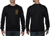 Here For The Beer | Chaotic Clothing Streetwear Crew Neck Jumper