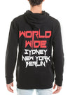World Wide Hoodie - Chaotic Clothing