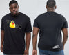 Zero Ducks - Chaotic King Size Tshirt 3XL to 7XL - Chaotic Clothing