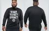 Make Money Money King Size Crew neck Jumper