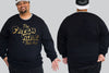 Fresh King of Bel-Air King Size Crew neck Jumper