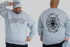 Lions Head King Size Crew neck Jumper