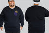 Owl be Seeing You Chaotic King Size Crew Neck Jumper 2Xl - 5XL