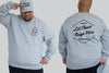Up to No Good King Size Crew neck Jumper - Chaotic Clothing