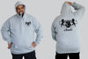 2 Lions Chaotic Clothing King Size Hoodie 2XL - 9XL -  - Chaotic Clothing Streetwear Sydney Australia Street Style Plus Menswear