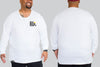 Big Rich Town Long Sleeve Tee