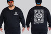 King of Kings Chaotic KING Size Long Sleeve Tee - Chaotic Clothing