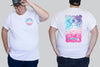 Pastel Dragon Chaotic King Size Tshirt 3XL to 7XL -  - Chaotic Clothing Streetwear Sydney Australia Street Style Plus Menswear