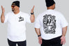 Graf Tattoo - Chaotic King Size Tshirt 3XL to 7XL - Chaotic Clothing