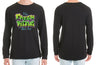 Fresh King of Bel-Air Long Sleeve Tshirt