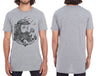 The Captain Drop Tail Tee - Chaotic Clothing