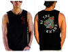 Be The Chaos Tank - Shirts - Chaotic Clothing Streetwear Sydney Australia Street Style Plus Menswear