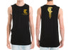 Chaos & Carnage Mens Muscle Tee | Chaotic Clothing Streetwear Tshirts