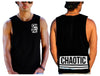 Bottoms Up Tank - Shirts - Chaotic Clothing Streetwear Sydney Australia Street Style Plus Menswear