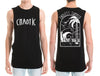 Endless Summer Mens Muscle Tee | Chaotic Clothing Streetwear Tshirts - Shirts - Chaotic Clothing Streetwear Sydney Australia Street Style Plus Menswear