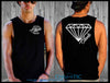 Glass Diamond Tank - Chaotic Clothing