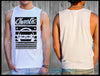 Through The Lines Tank - Shirts - Chaotic Clothing Streetwear Sydney Australia Street Style Plus Menswear