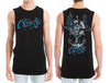 Krakken Wheel Tank - Chaotic Clothing