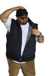 King Size Basics - Puffer Vest - Chaotic Clothing