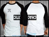 Upside Down Raglan - Chaotic Clothing