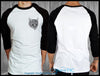 Owl Head Raglan - Chaotic Clothing