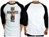 Tiger Cross Raglan - Chaotic Clothing