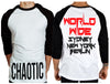 World Wide Raglan - Chaotic Clothing