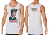 Vote for Carlton 2020 Singlet | Chaotic Clothing Streetwear Tshirts