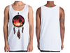 Dream Catcher Singlet - Shirts - Chaotic Clothing Streetwear Sydney Australia Street Style Plus Menswear