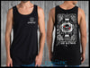 King of Kings Singlet | Chaotic Clothing Streetwear Tshirts - Shirts - Chaotic Clothing Streetwear Sydney Australia Street Style Plus Menswear