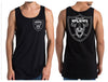 Chaotic Ravers Singlet - Shirts - Chaotic Clothing Streetwear Sydney Australia Street Style Plus Menswear